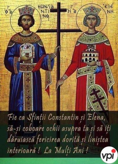 Sf Constantin și Elena