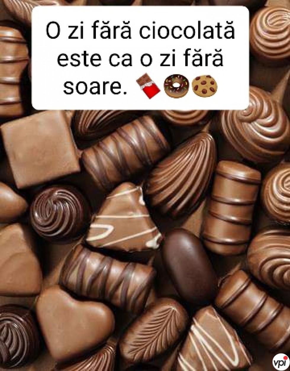 O zi fără ciocolată