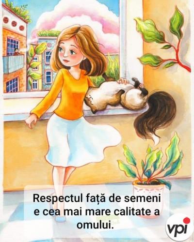 Respectul față de semeni