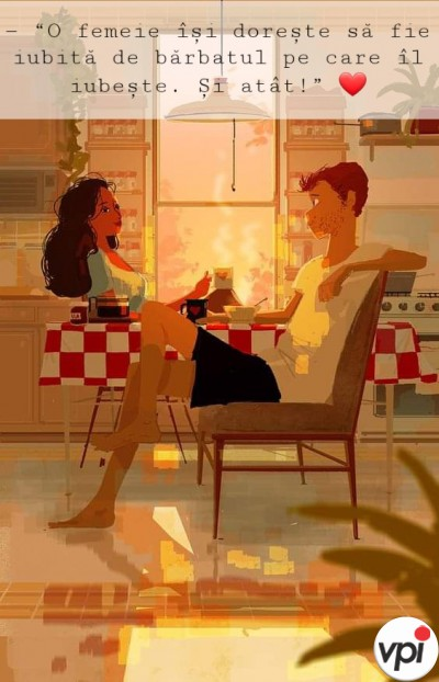 O femeie își dorește să fie iubită de bărbatul pe care îl iubește