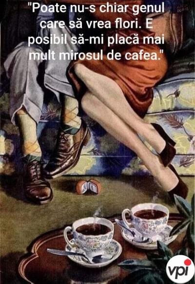 Mirosul de cafea