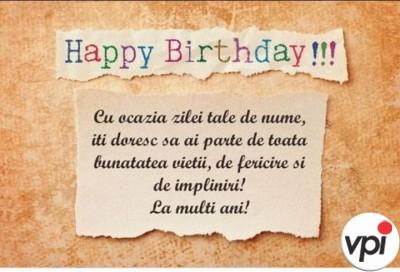 La mulți ani!!!