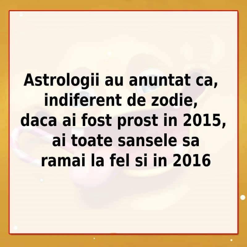 Ce spun astrologii