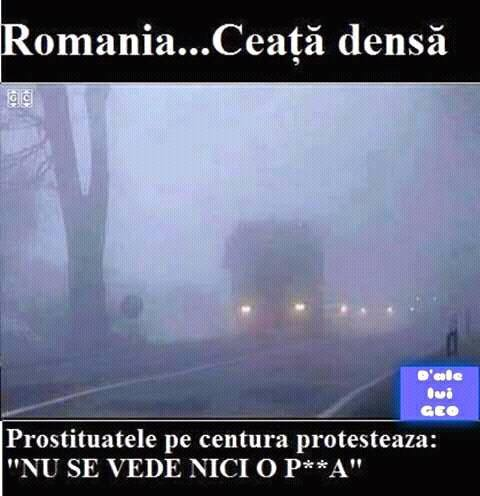 Ceata in Romania