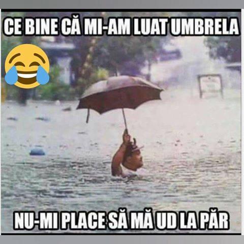 De ce e buna umbrela?
