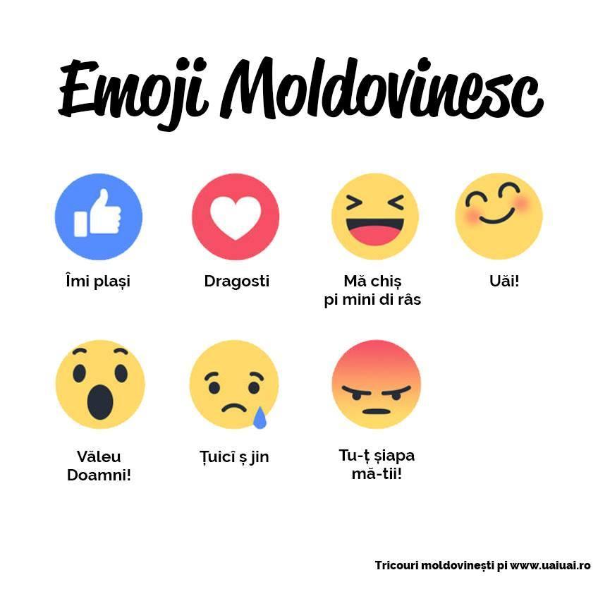 Emoji moldovinesc