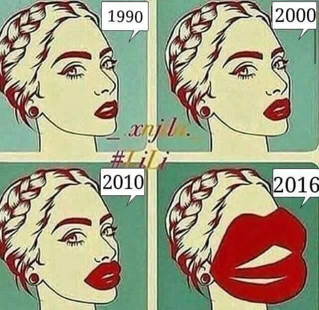 Evolutia fetelor
