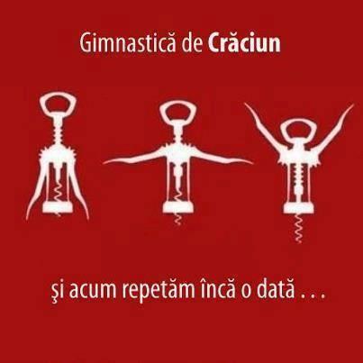 Gimnastica de Craciun