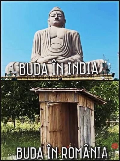 buda in Romania