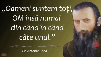Citat Arsenie Boca