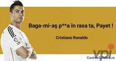 Citat Cristiano Ronaldo