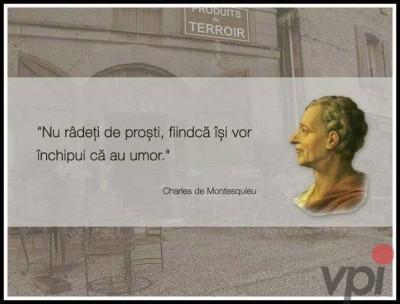 Citat de Charles de Montesquieu