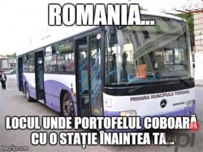 Cum este in Romania