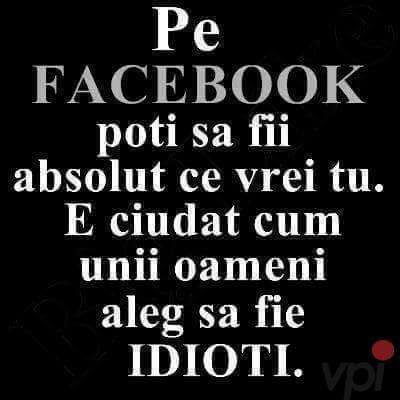 Cum esti pe Facebook?