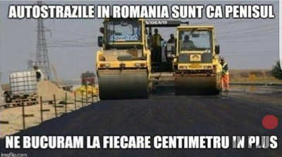 Cum sunt autostrazile din Romania