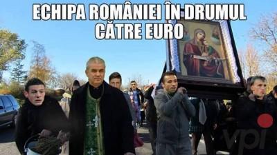 Echipa Romaniei la Euro