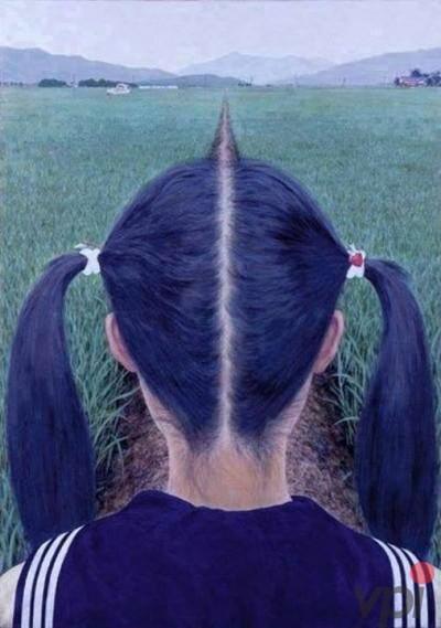 Iluzie optica haioasa