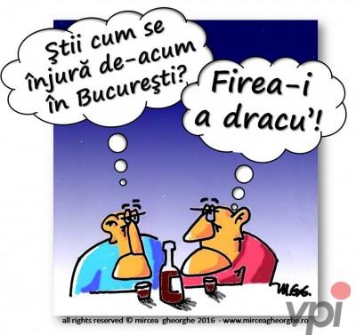 Injuraturi in Bucuresti
