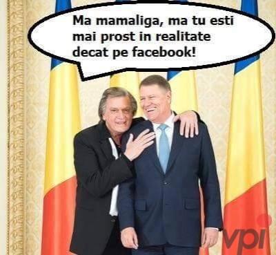 Iohanis pe Facebook