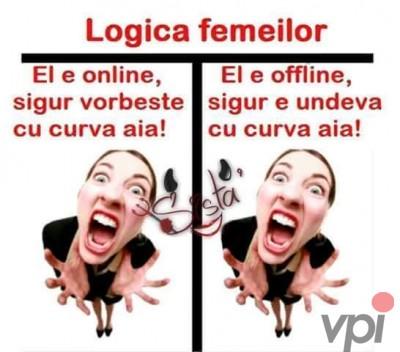 Logica femeilor