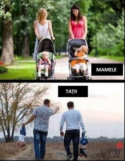 Mamele si tatii