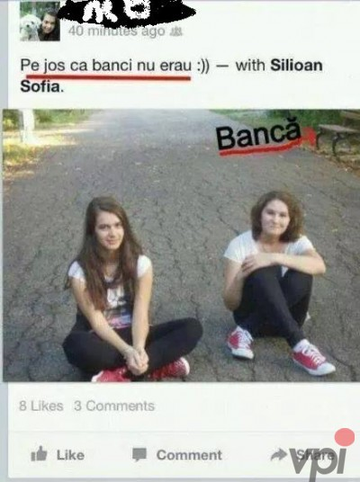 Minciuni pe Facebook