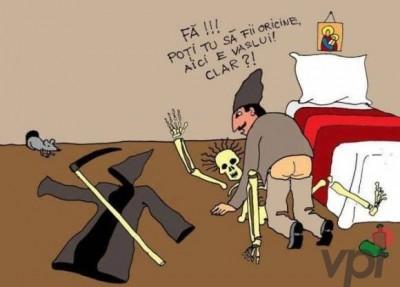Moartea in Vaslui
