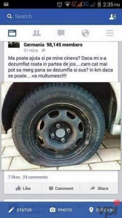 Sfaturi pe Facebook