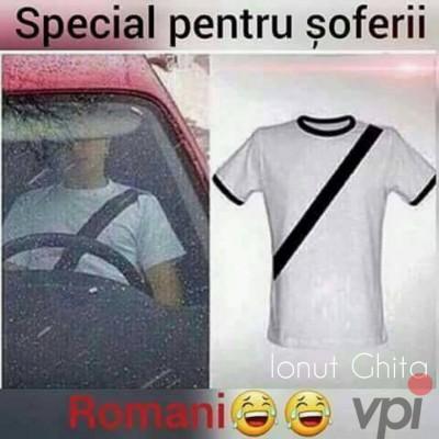 Special pentru soferii romani