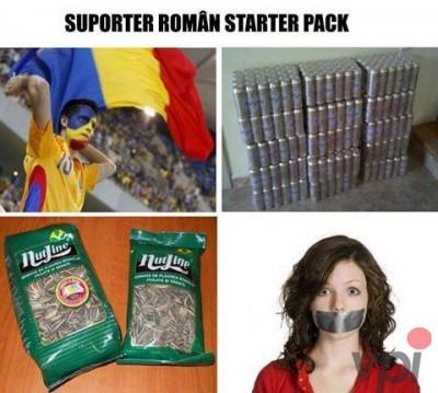 Suporterii romani
