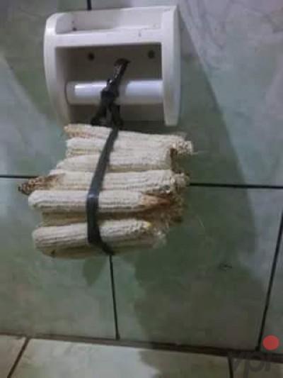 Toaleta saracului