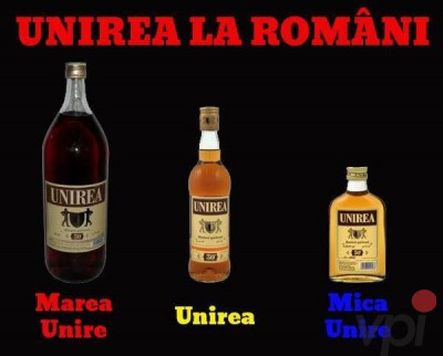 Unirea la romani