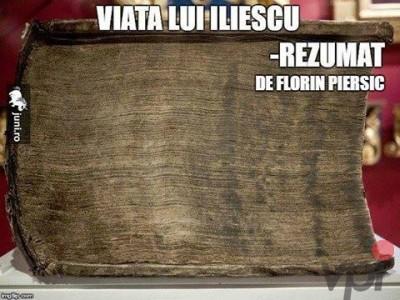 Viata lui Iliescu