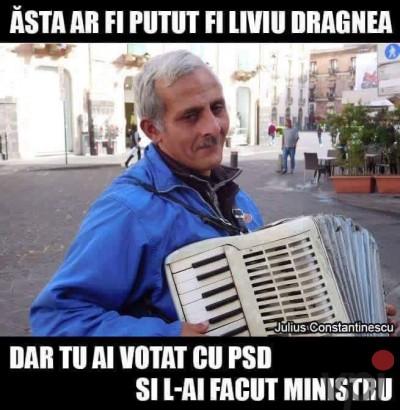 Voturi pentru PSD