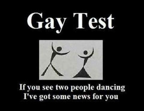 Vezi daca esti homosexual