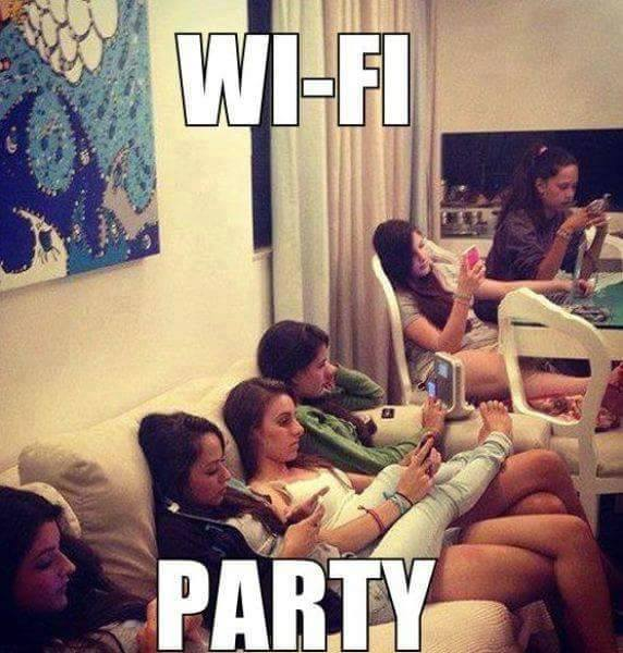 Wi-Fi Party